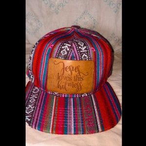 """Texas Boutique Hat 